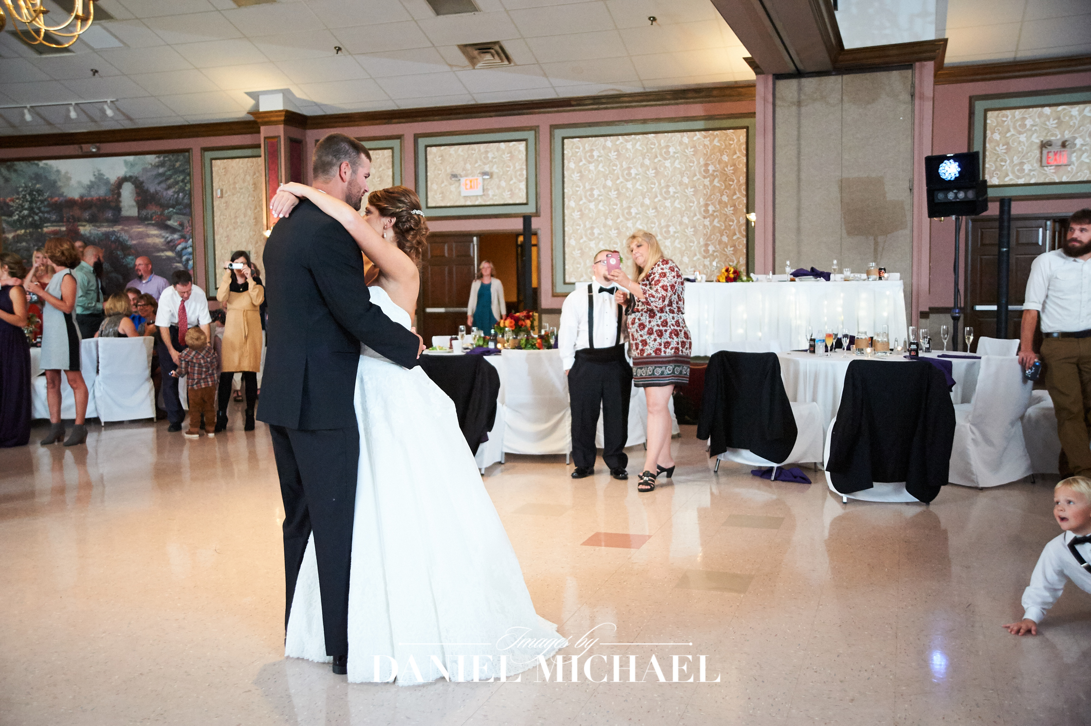 Kolping Center Venue Receptions Wedding Photographer