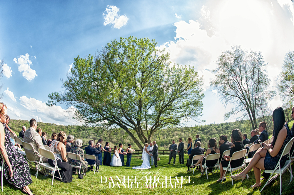 Richwood on the River Venue Reception Ceremony Wedding Photography