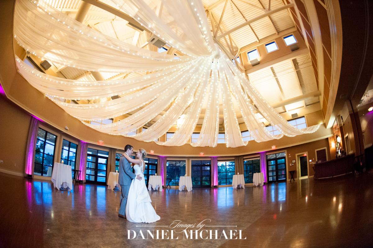Savannah Center Reception Venue Photography