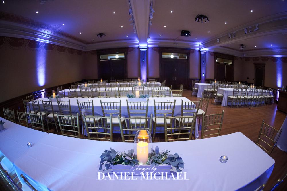 Memorial Hall Venue OTR  Wedding Photography