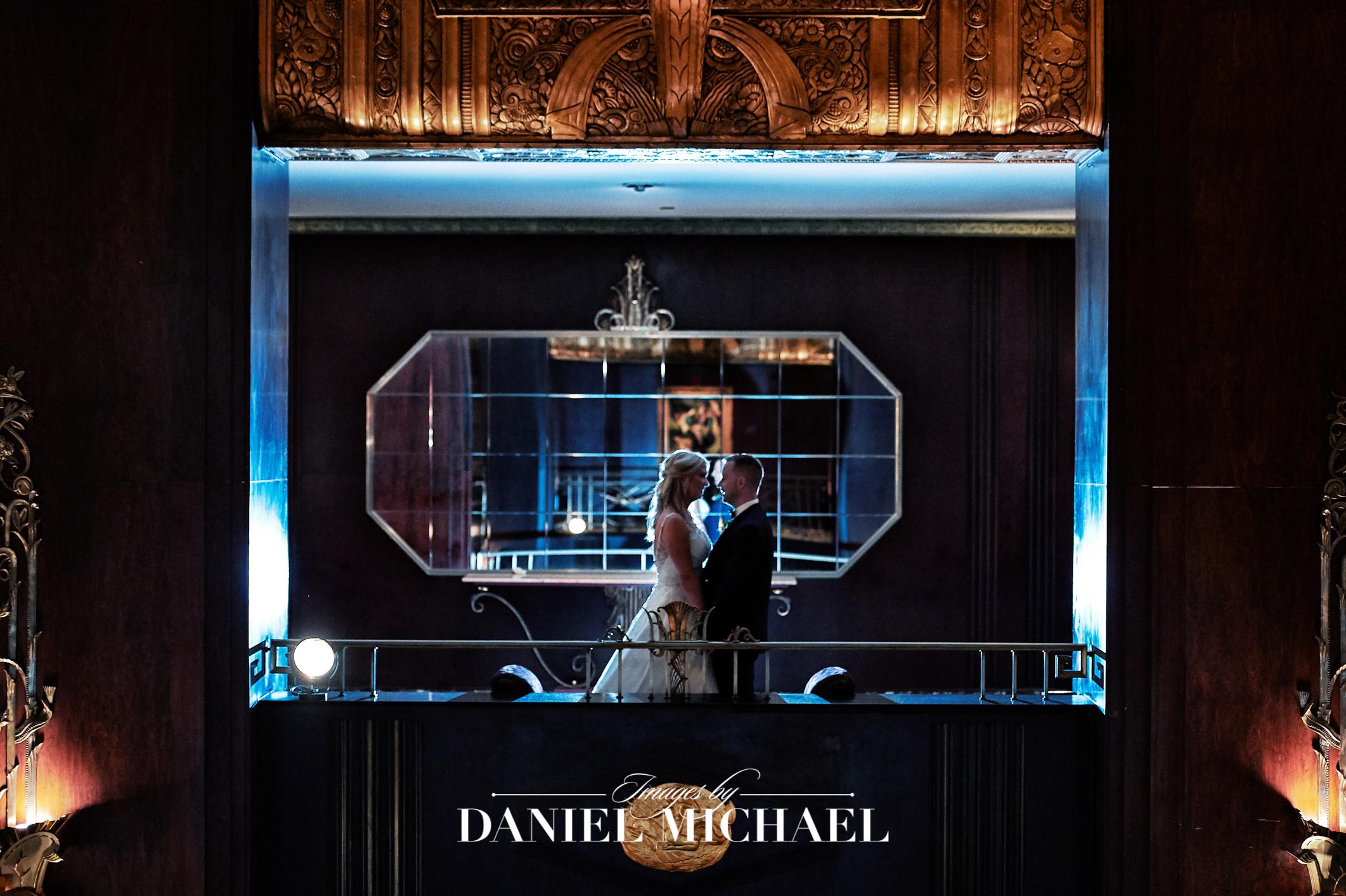 Hall of Mirrors Wedding Venue Photography
