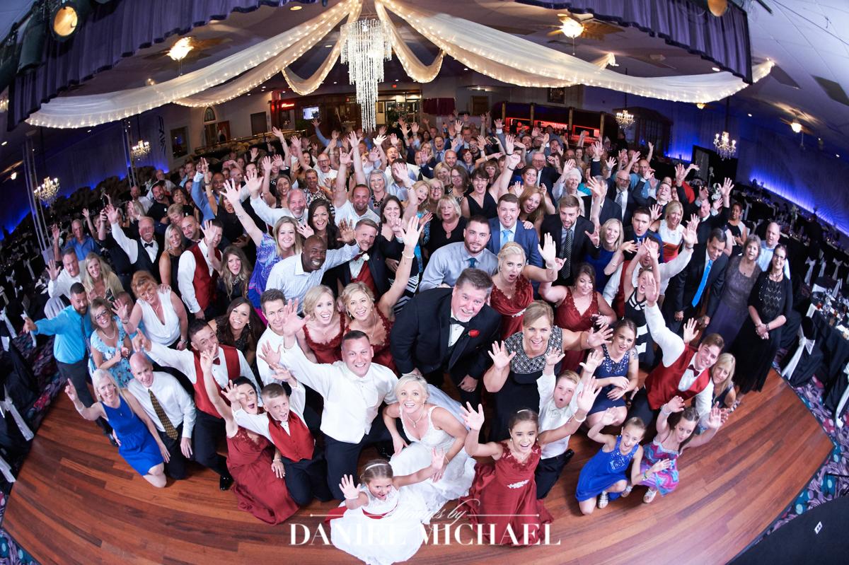 wedding reception venue, newport syndicate