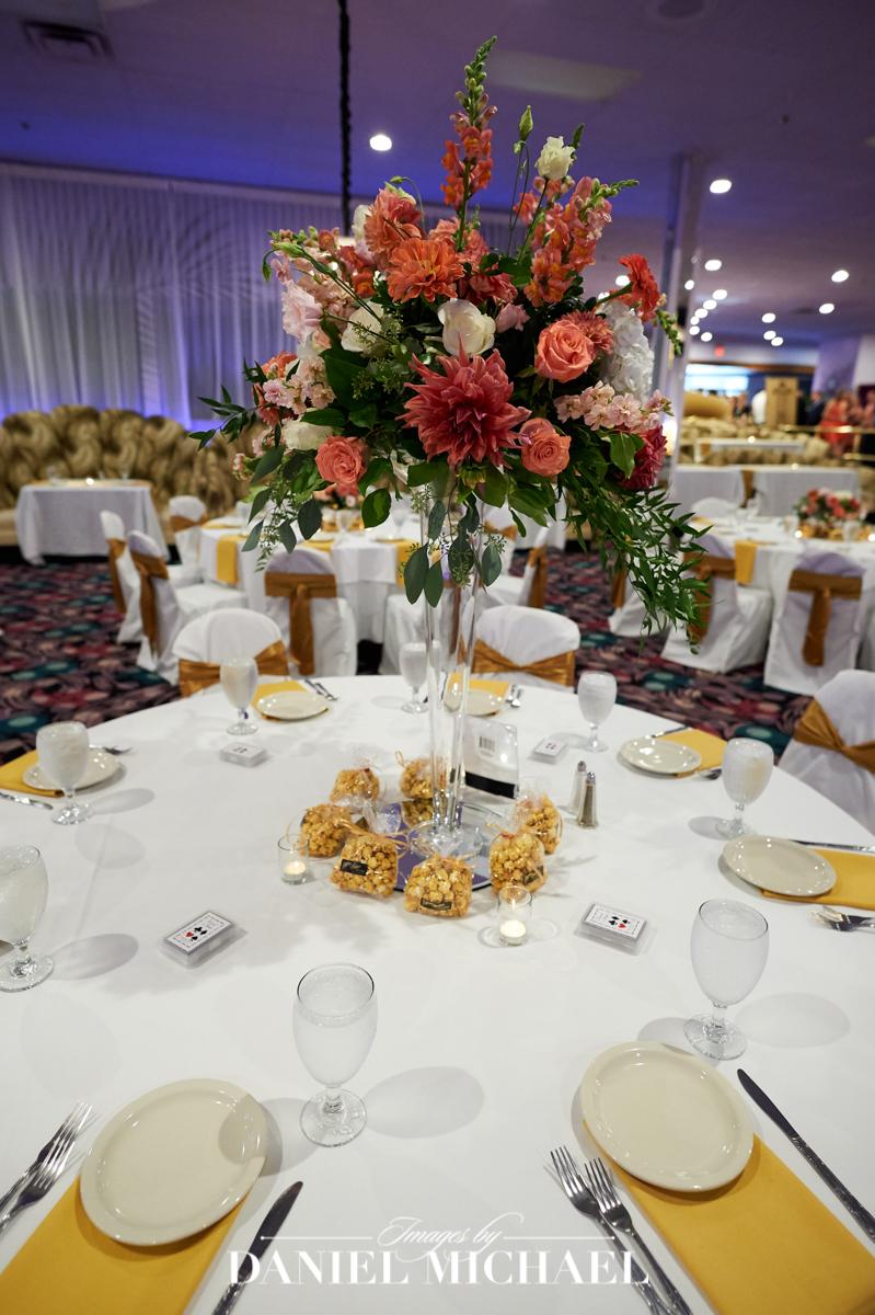 wedding reception, newport syndicate