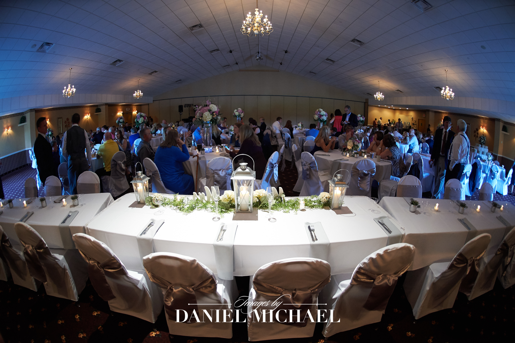 Woodlands Wedding Venue Photographer Reception