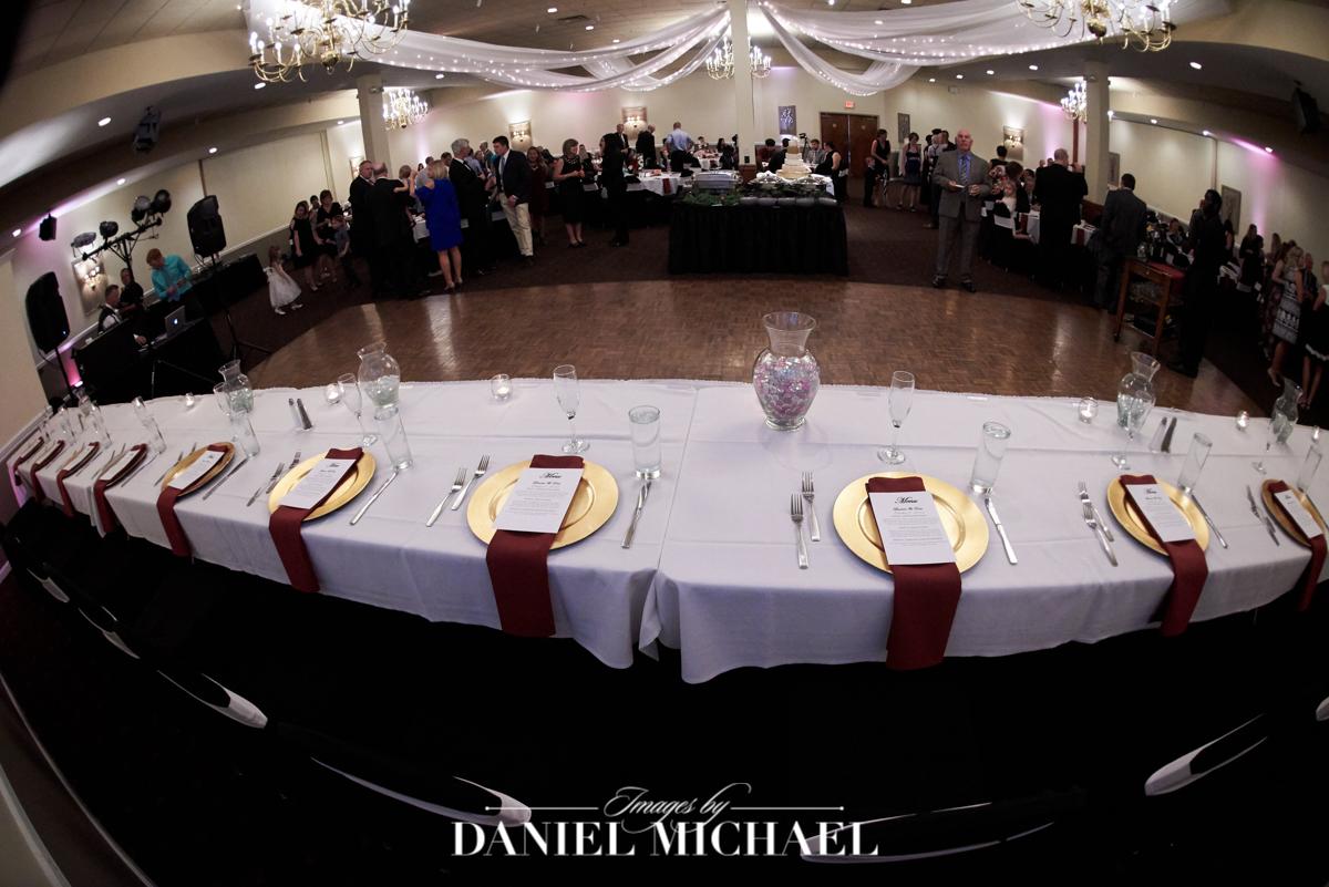 receptions fairfield, wedding reception venue