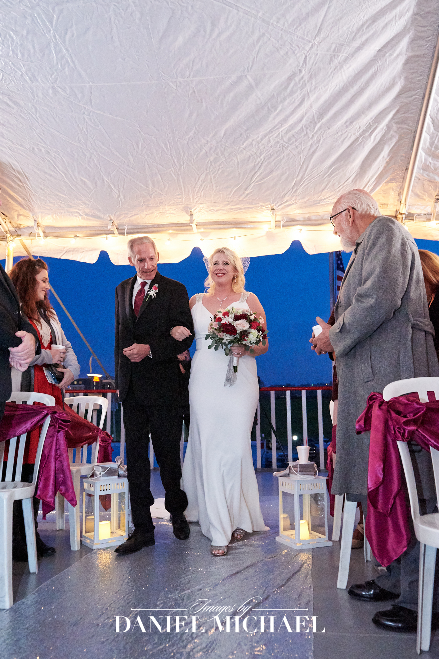 BB Riverboat Venue Ceremony Photography