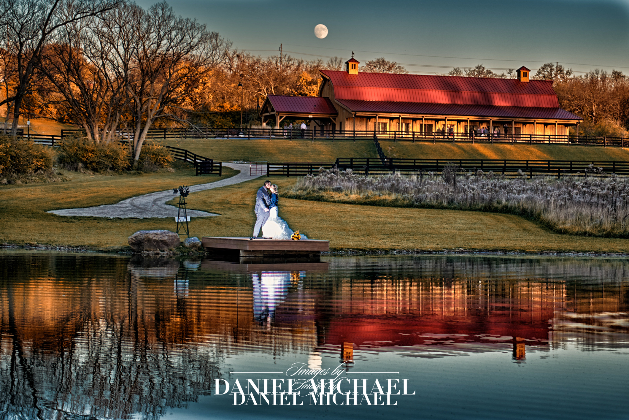 Canopy Creek Venue Reception sunset Photographer