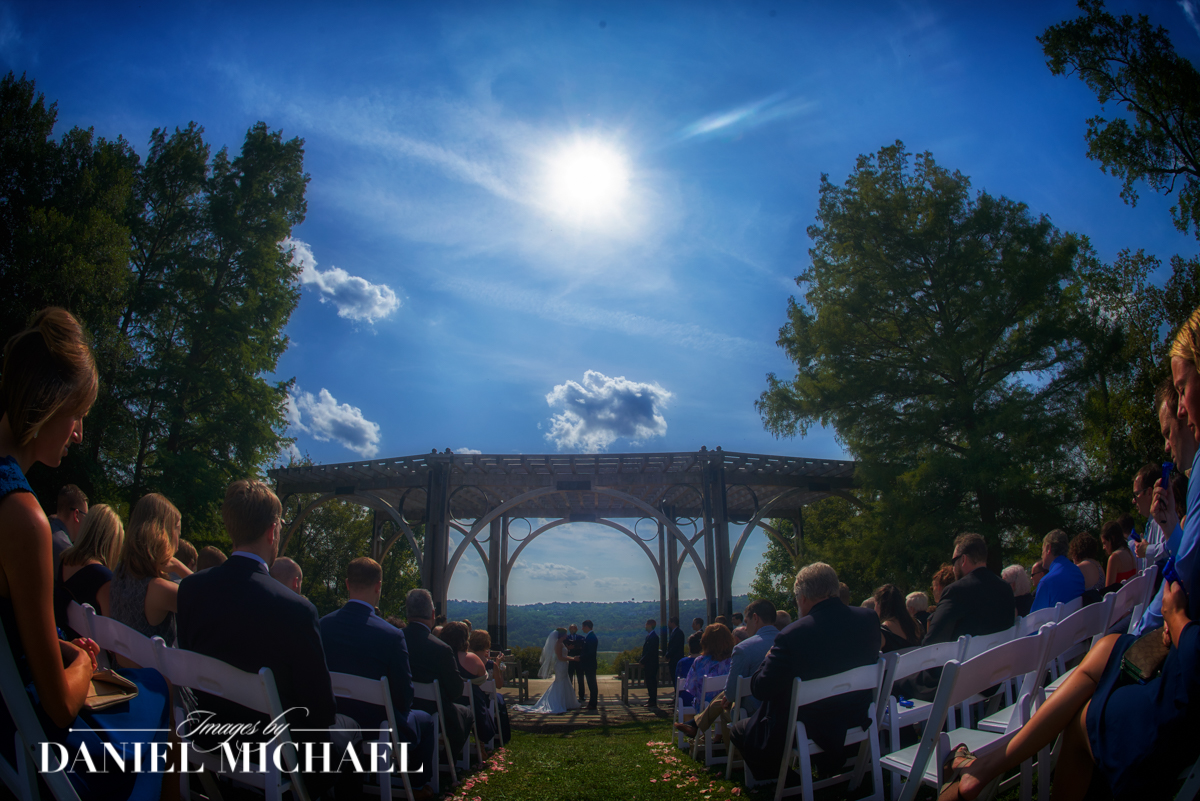 Alms Park Wedding Reception