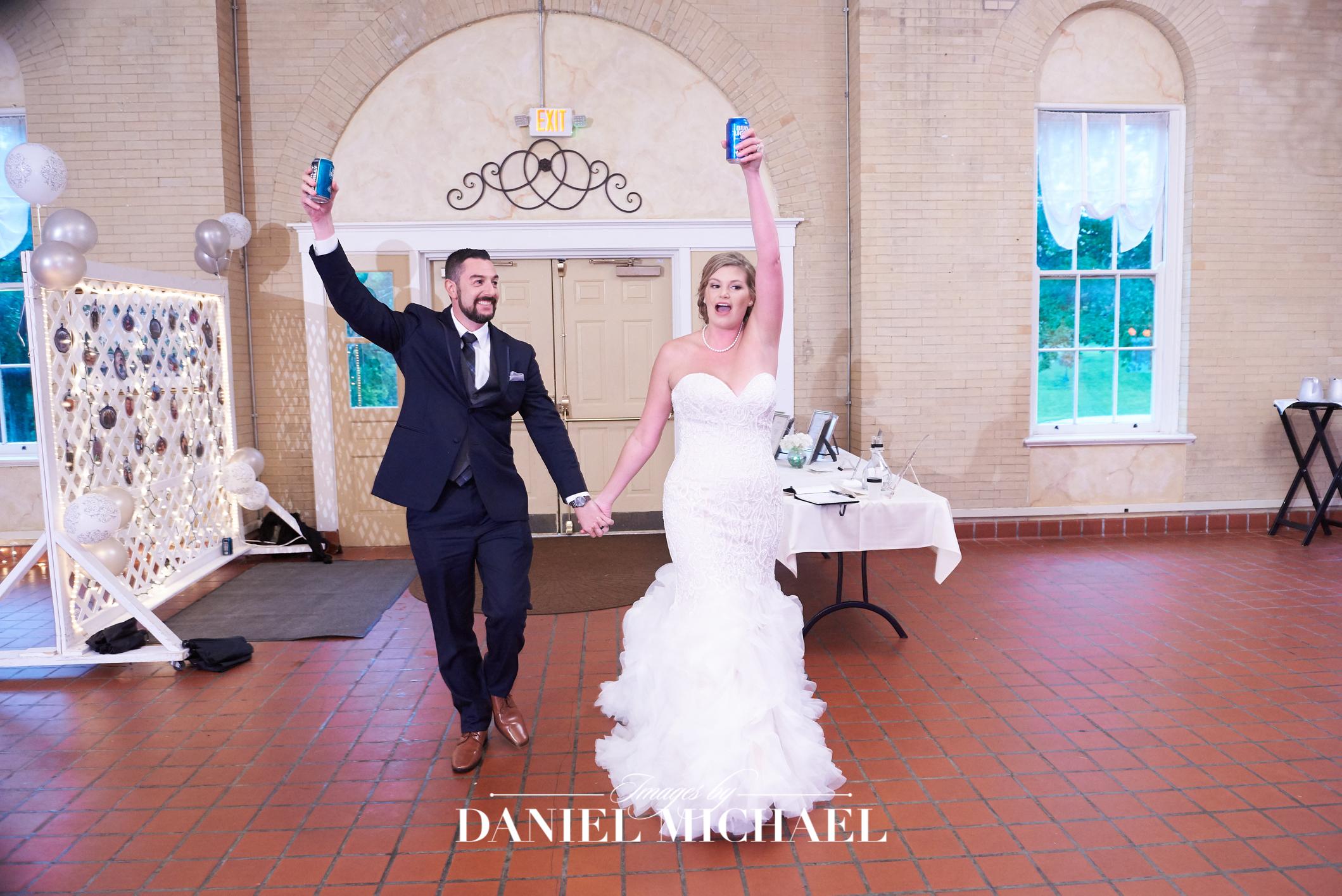 Fort Thomas Ft. Reception Wedding Photographer