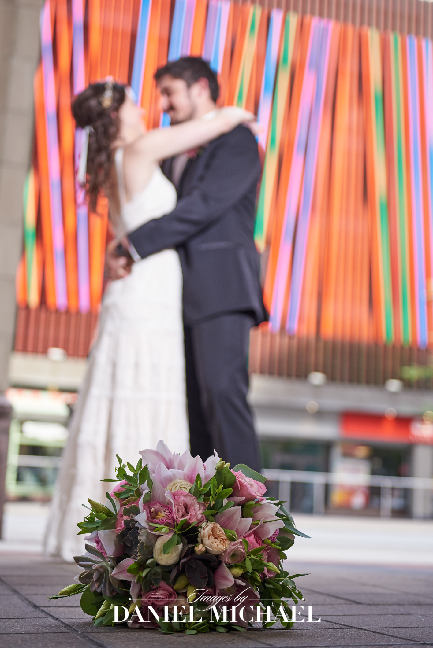 Contemporary Arts Center Venue Wedding Photographer