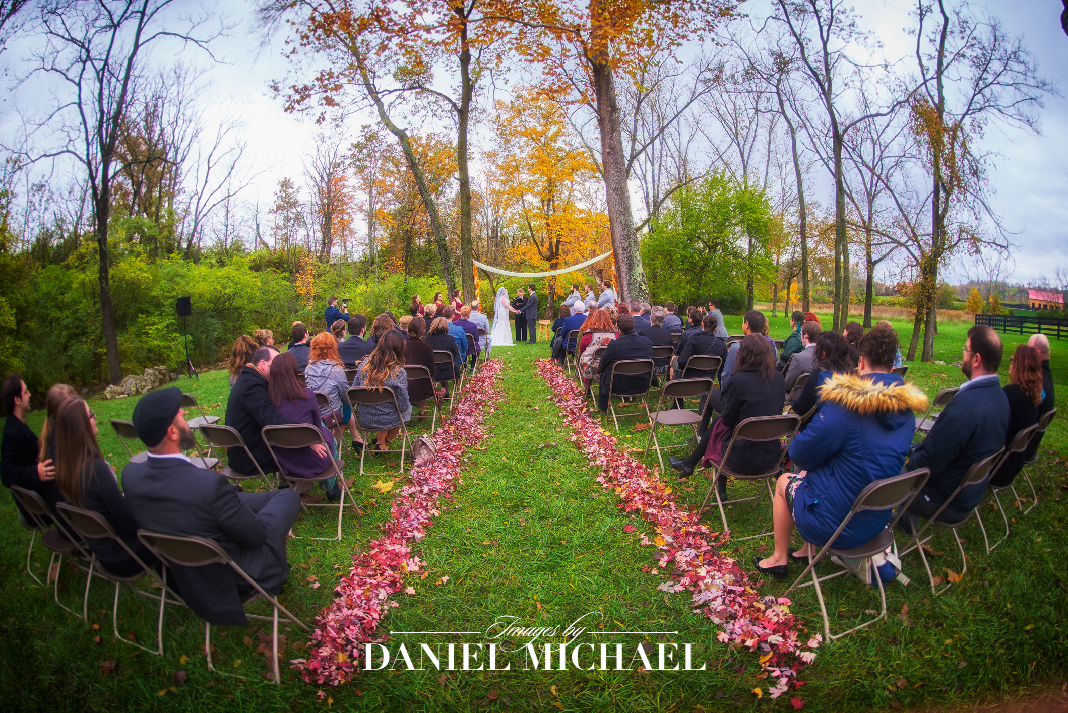 Canopy Creek Venue Reception Photography