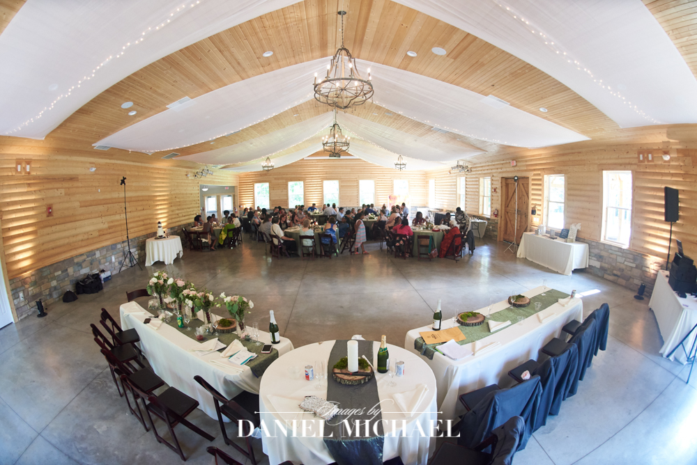 Timeless Charm Wedding Reception