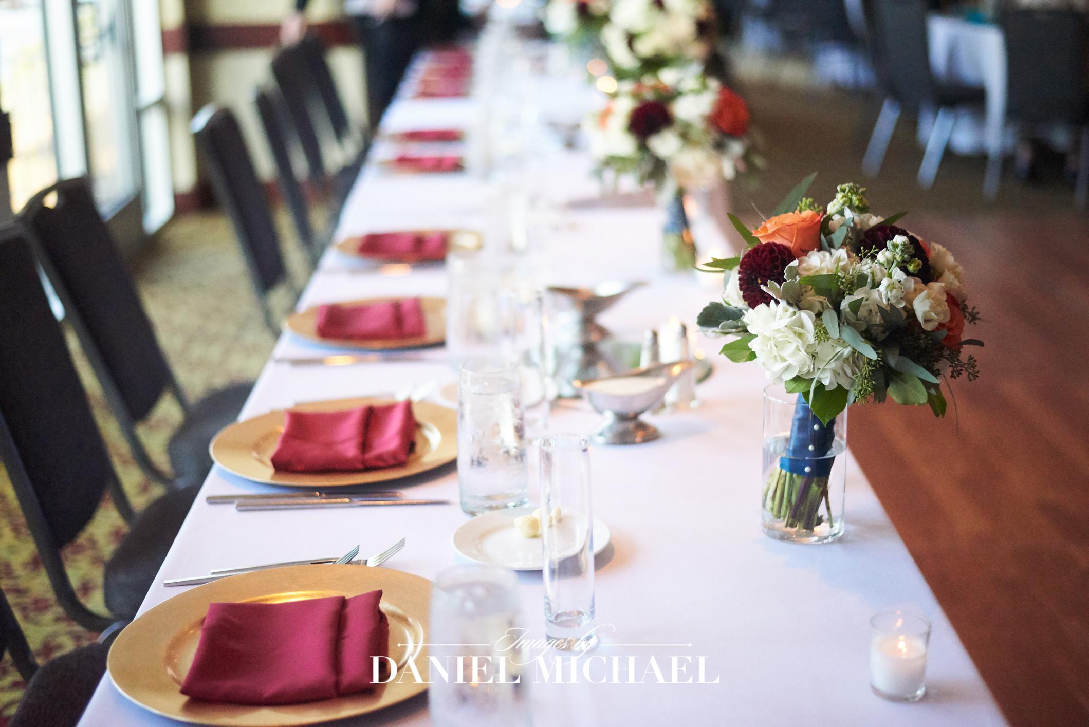 Marriott River Center Venue Wedding Photographer