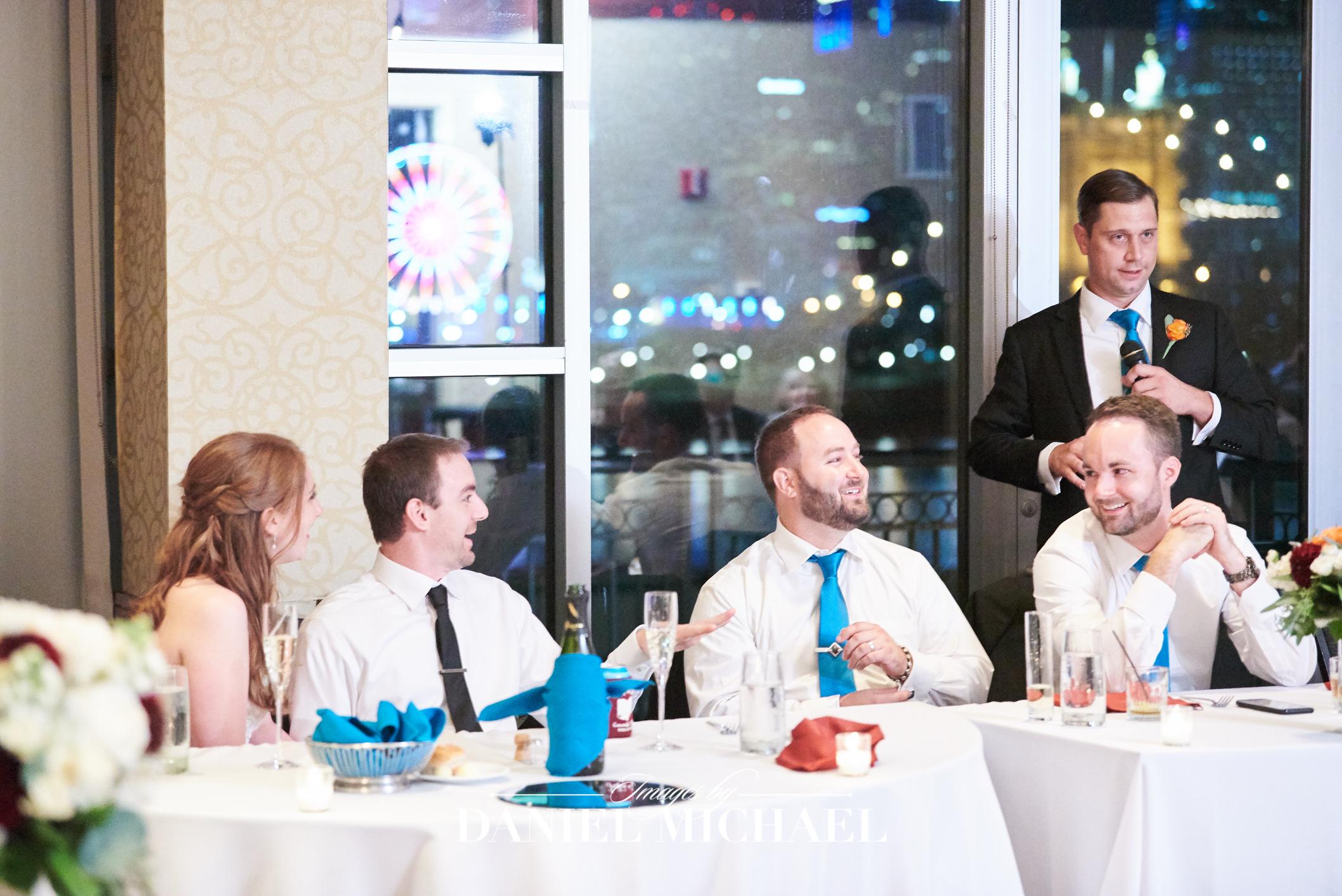 Marriott River Center Venue Wedding Photographers