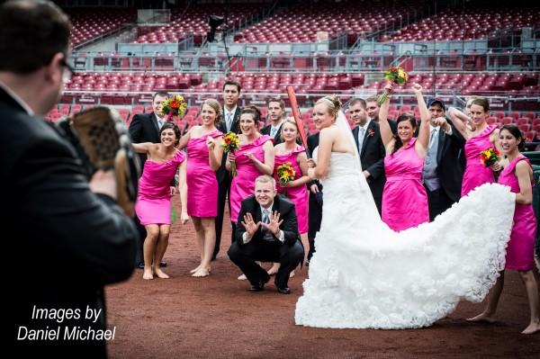 Great American Ballpark Wedding Venue