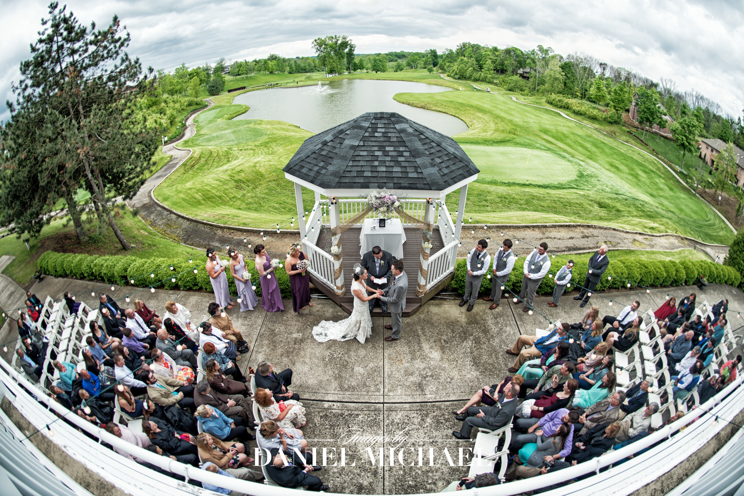 Pebble Creek Ceremony Venue Photography Wedding Reception