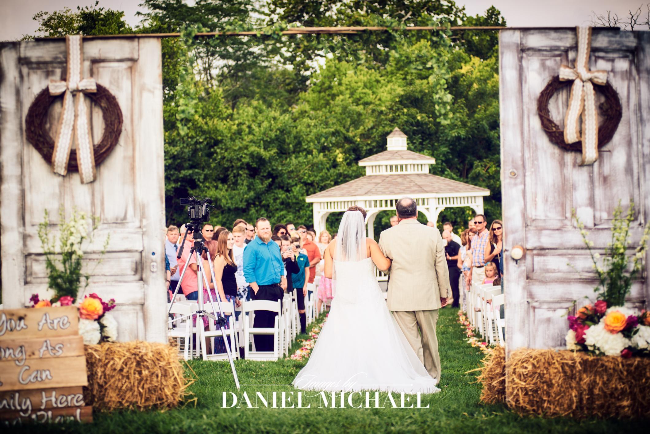 Niederman Farm Wedding Venue Photography