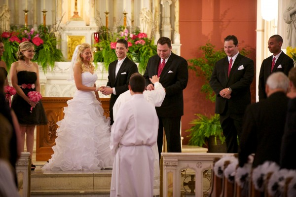 Holy Cross Immaculata Wedding Ceremony Venue
