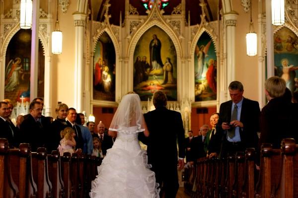 Holy Cross Immaculata Wedding Sacrament