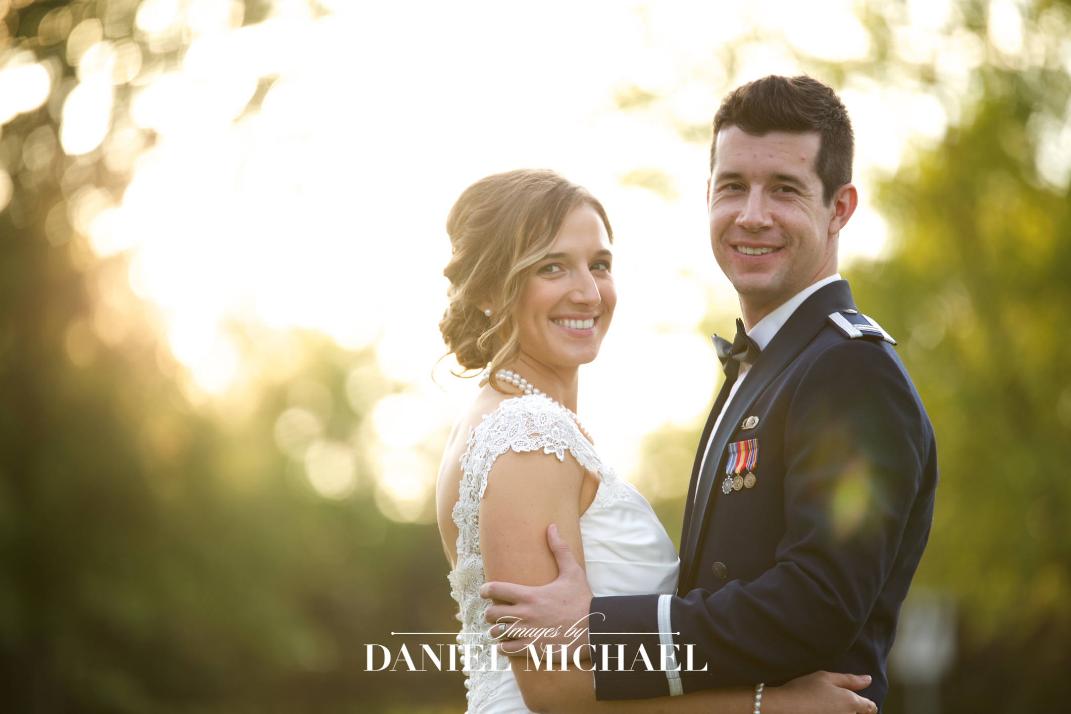 Beavercreek Golf Venue Wedding Photography