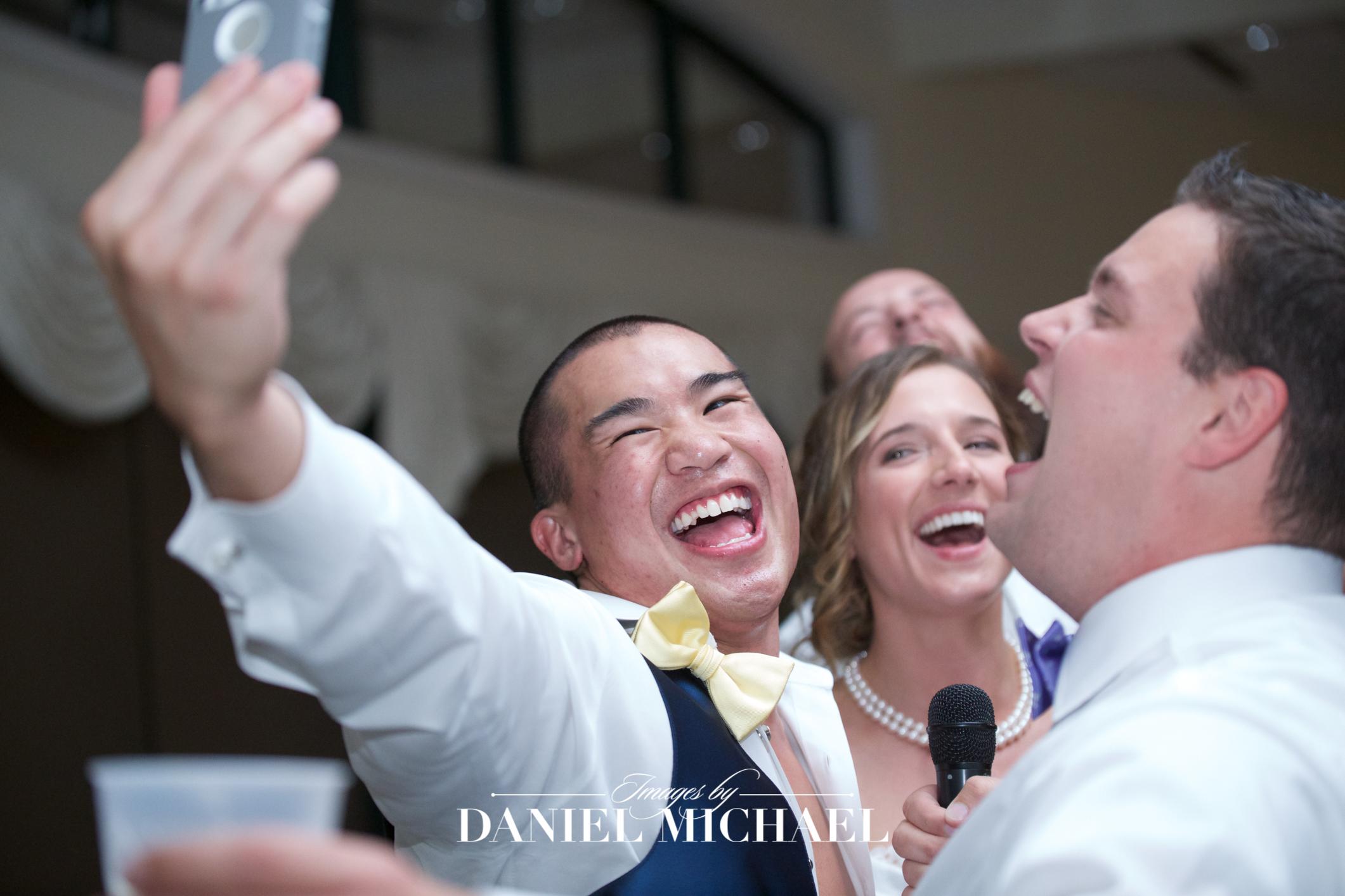 Beavercreek Golf Venue Wedding Photographer