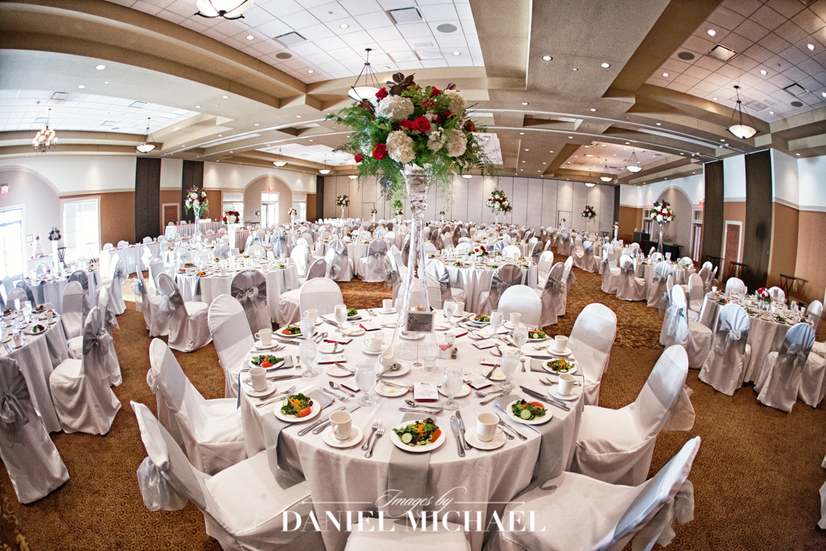 Savannah Center Reception Venue Wedding Photographer