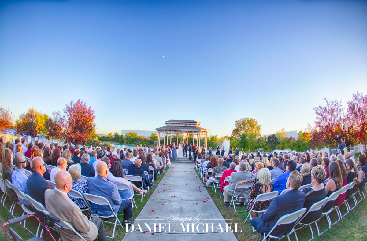 savannah center, wedding ceremony venue