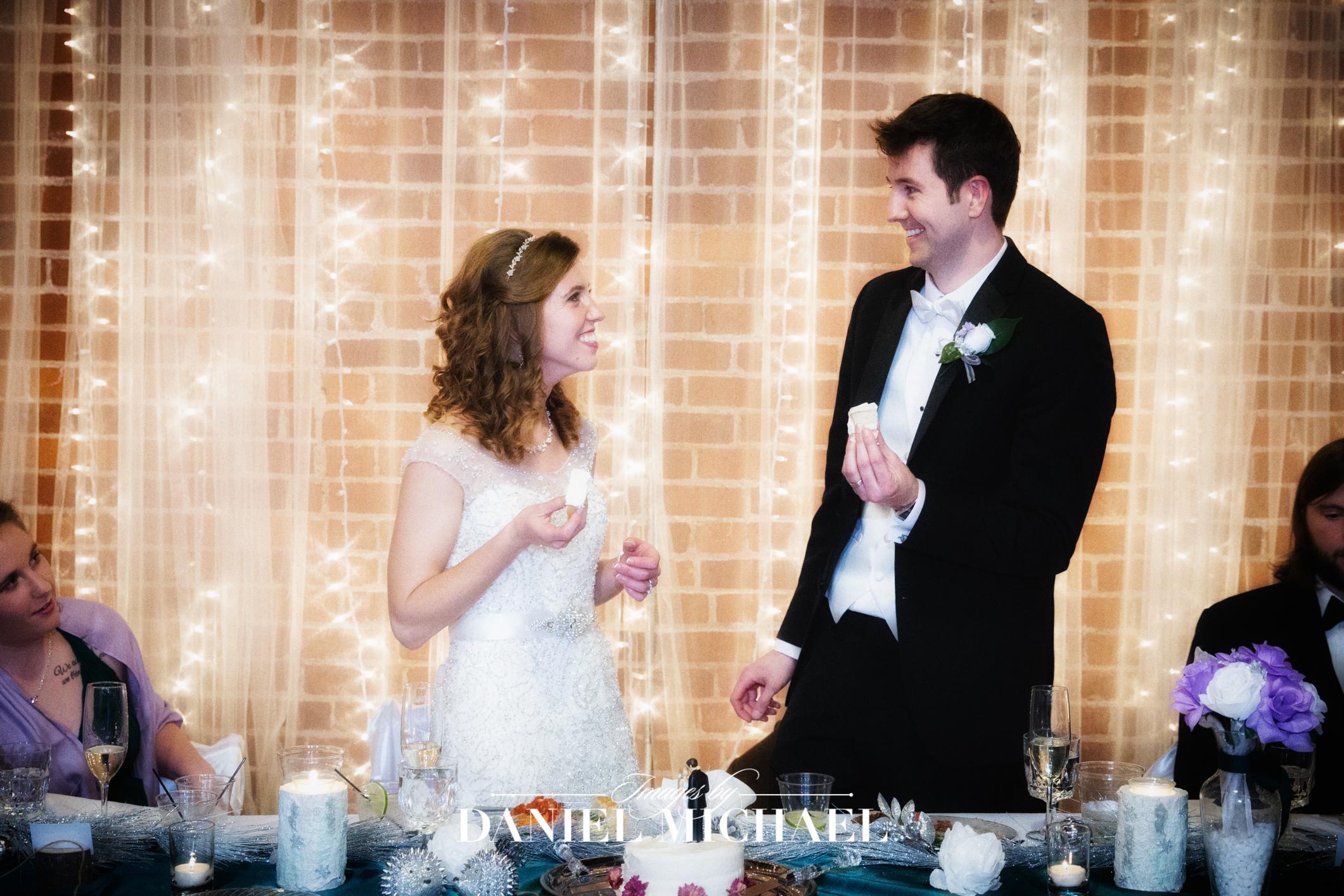 Longworth Hall Wedding Reception Venue Photographer Rustic