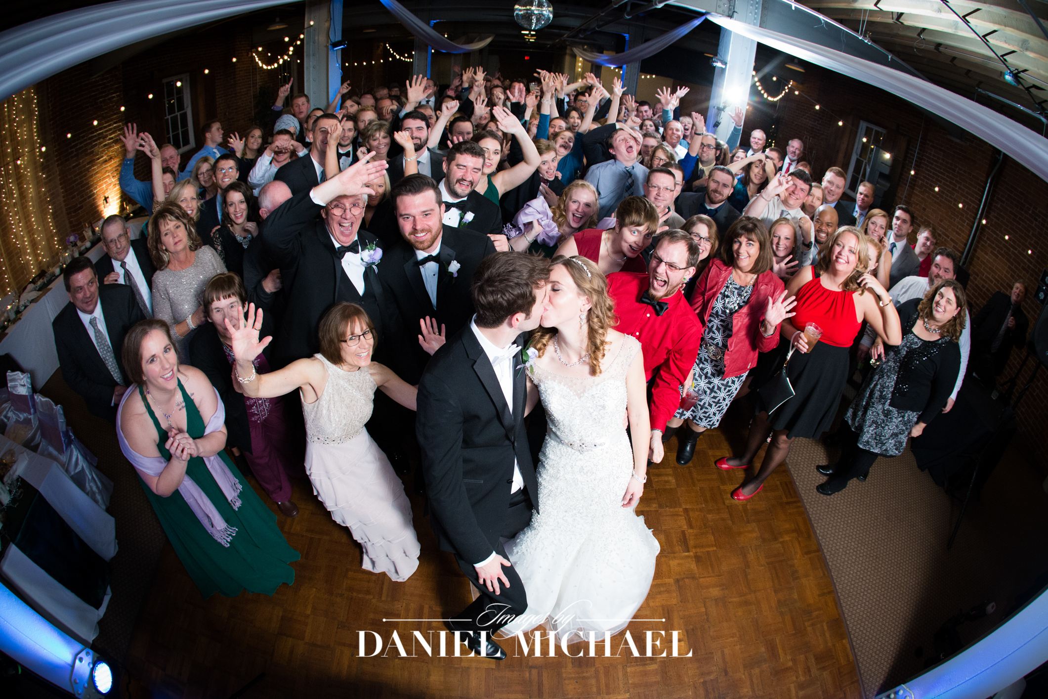 Longworth Hall Wedding Reception Photography