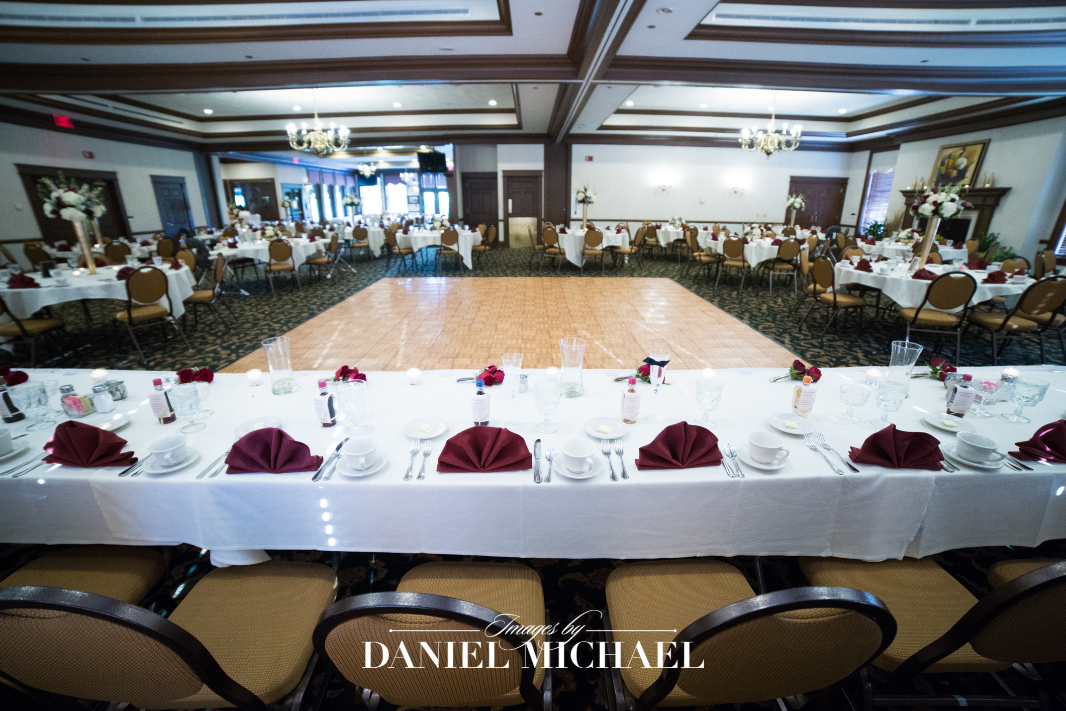 Yankee Trace Venue Wedding Photographer