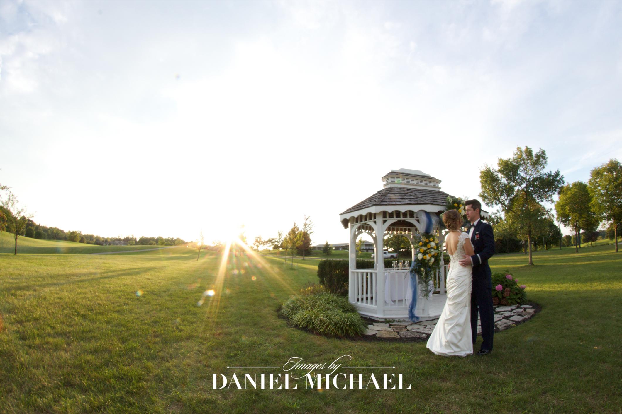 Beavercreek Golf Wedding Reception Venue Photography