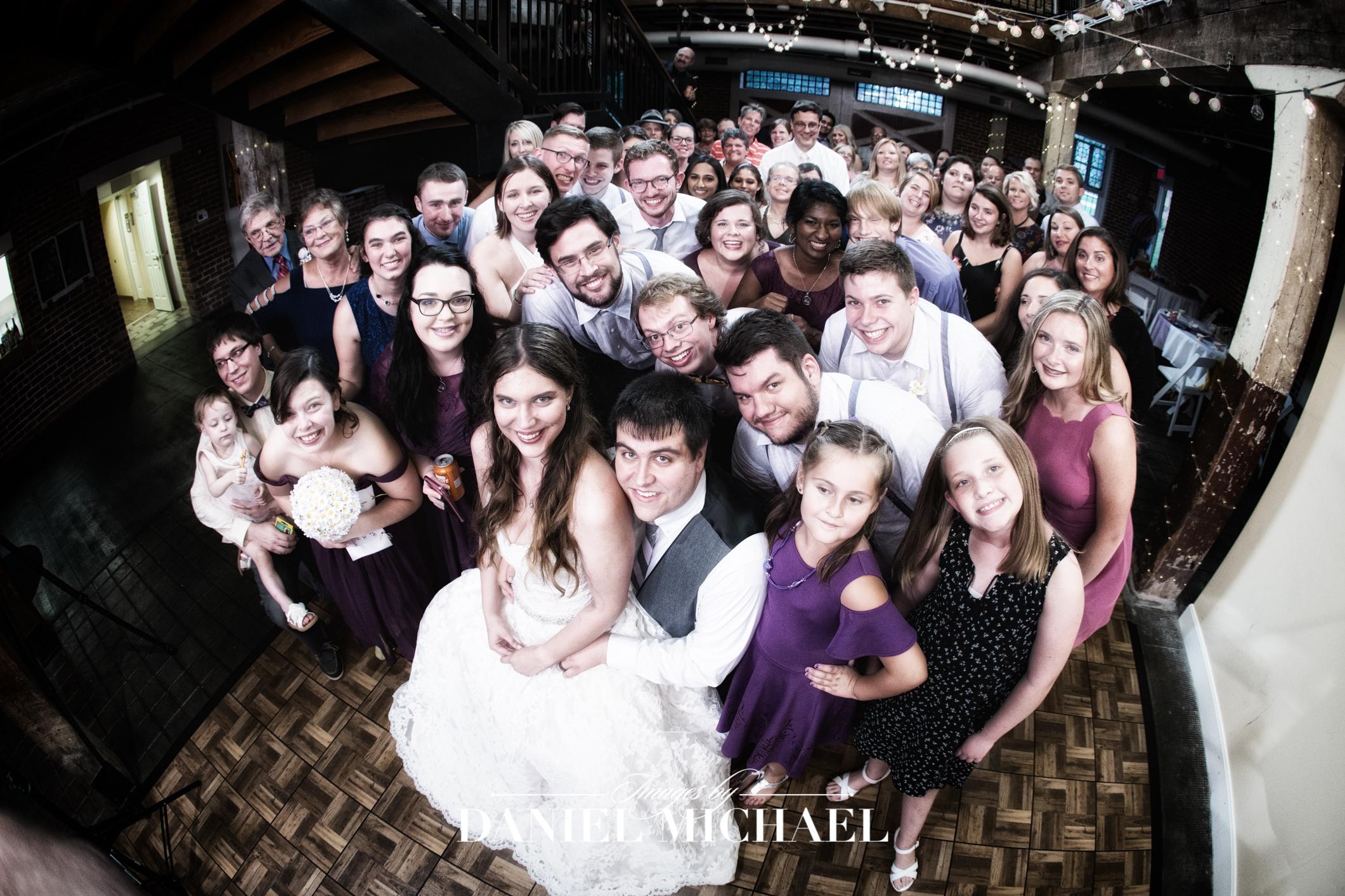 Centennial Barn Wedding Reception Venue Photographer