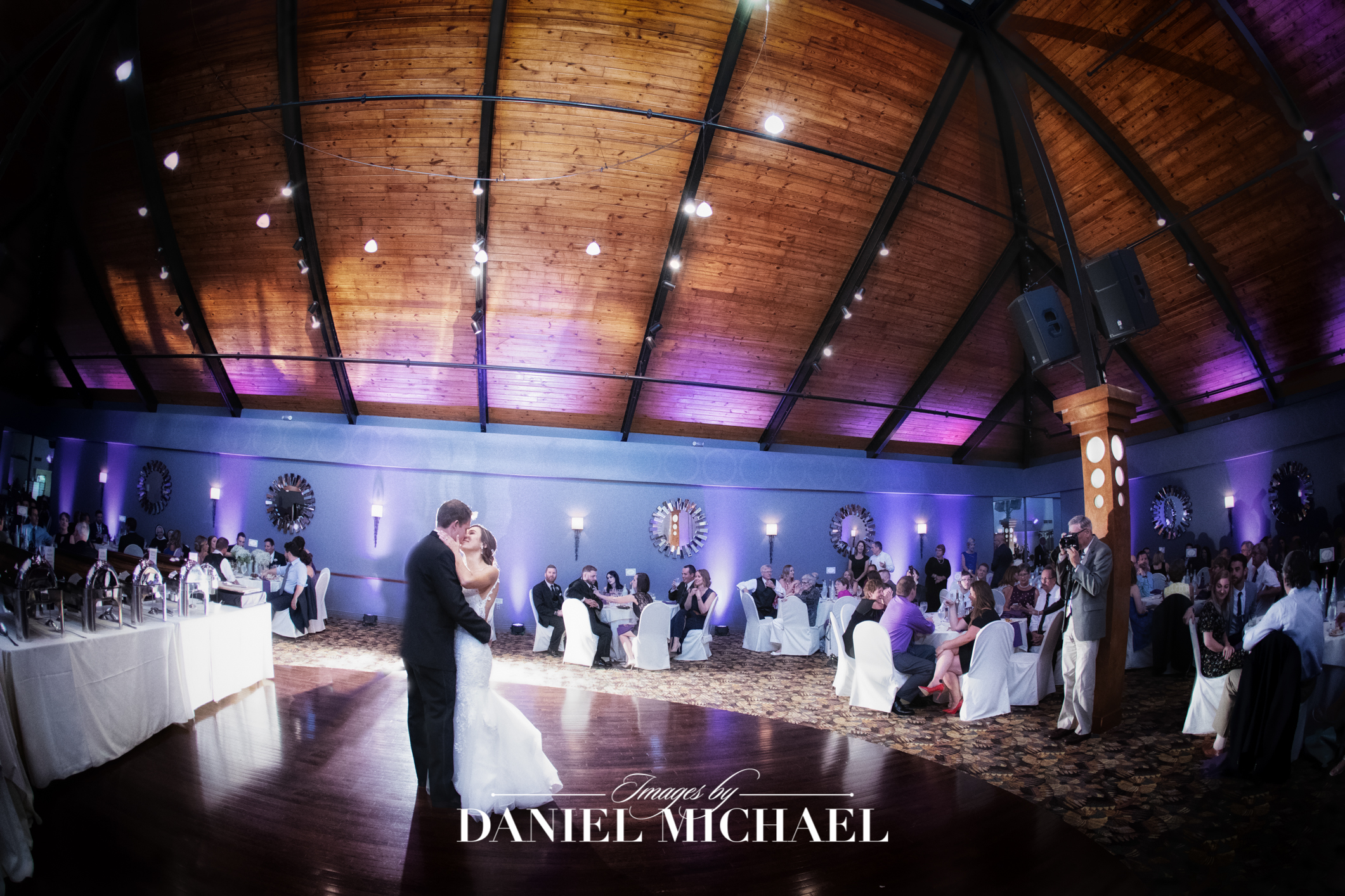Pinnacle Ballroom Wedding Venue Reception Photography