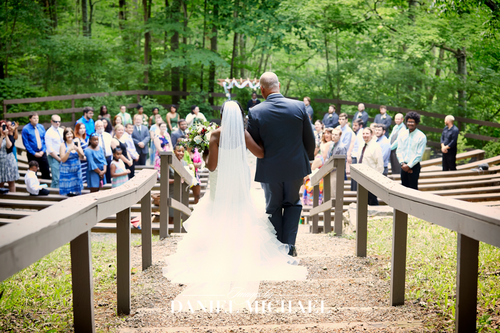 Timeless Charm Outdoor Venue Wedding Photography