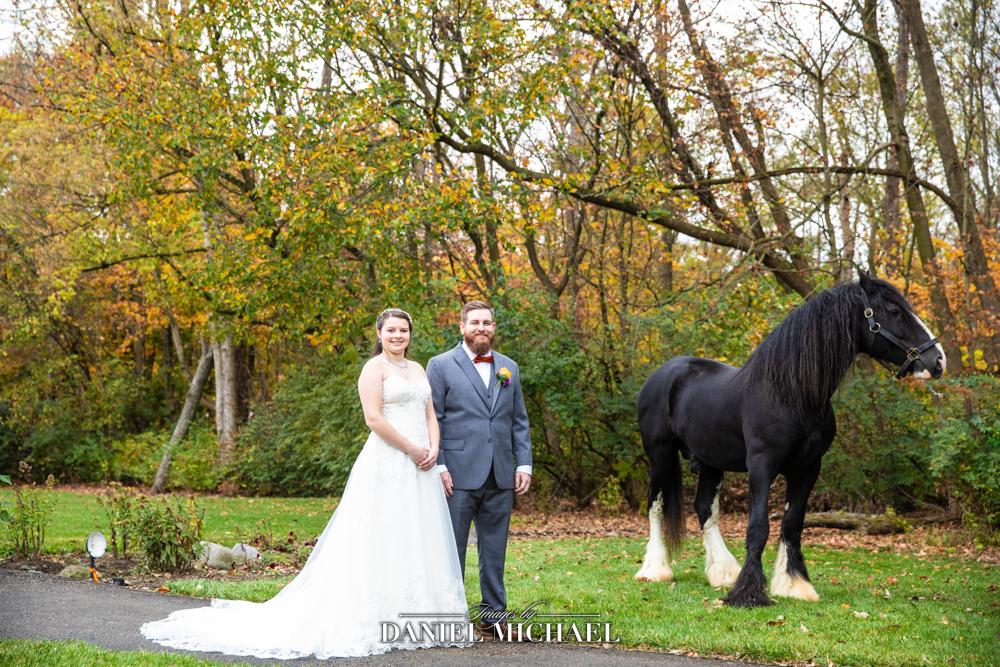 bride grooom