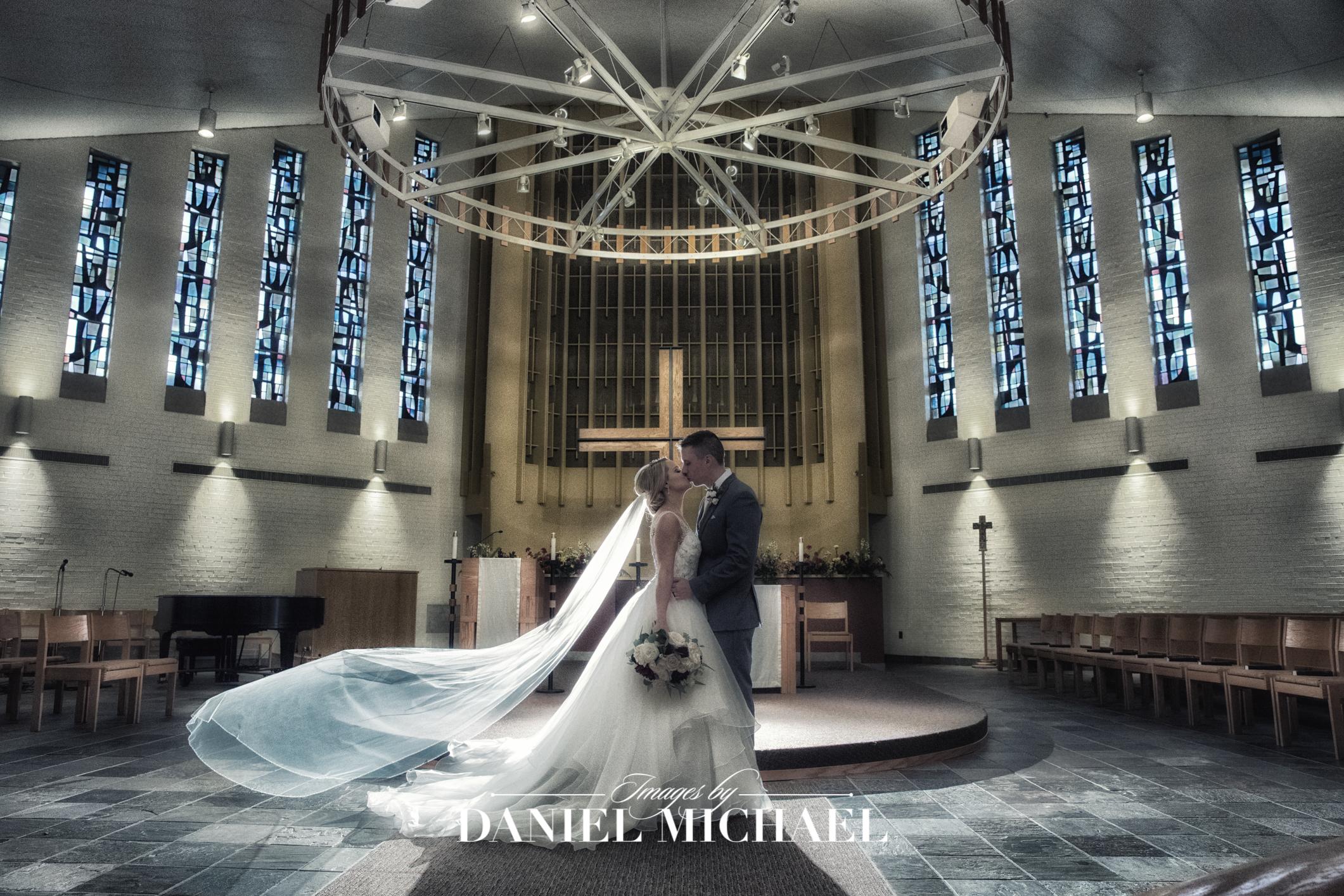 Bellarmine Chapel Xavier Photography Wedding