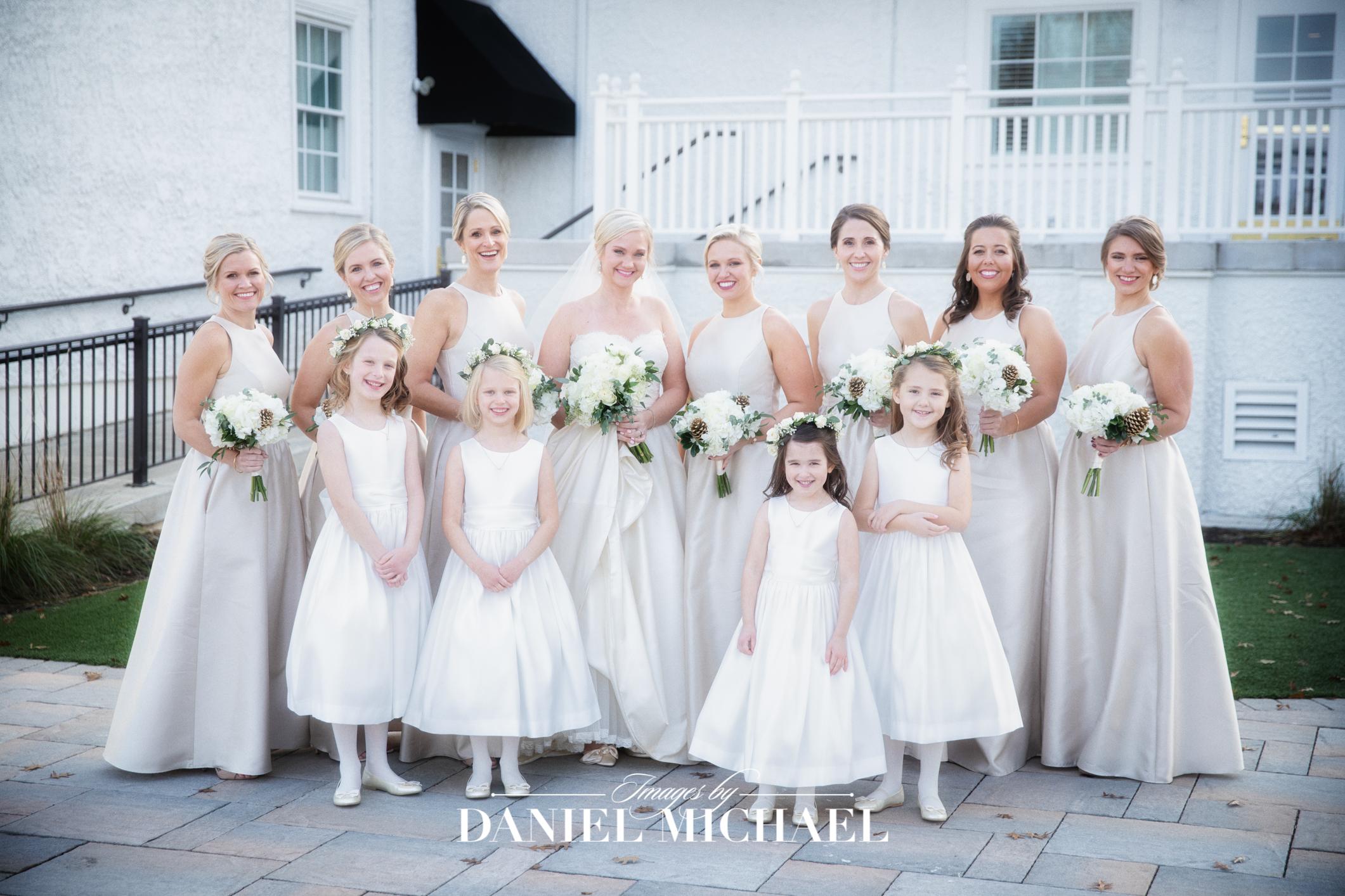 Hyde Park Country Club Wedding Reception Venue Photographer