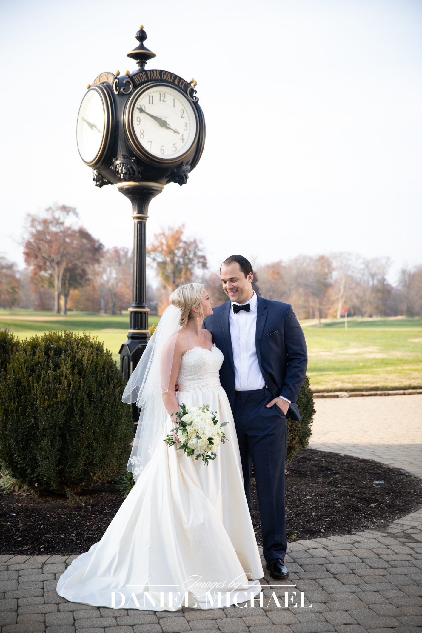 Hyde Park Country Club Wedding Venue Photographer Reception