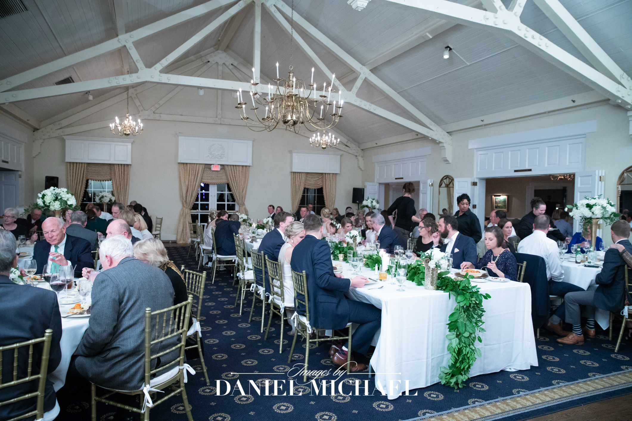Hyde Park Country Club Wedding Photography Venue