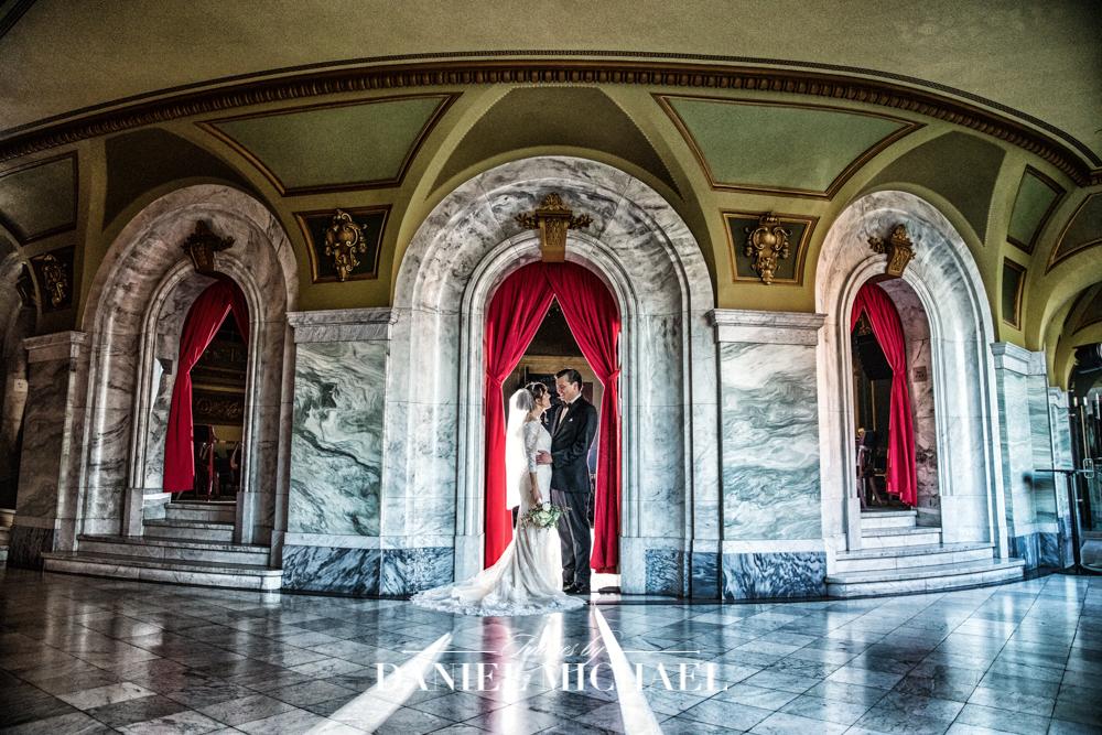 Memorial Hall Venue Wedding Photographers