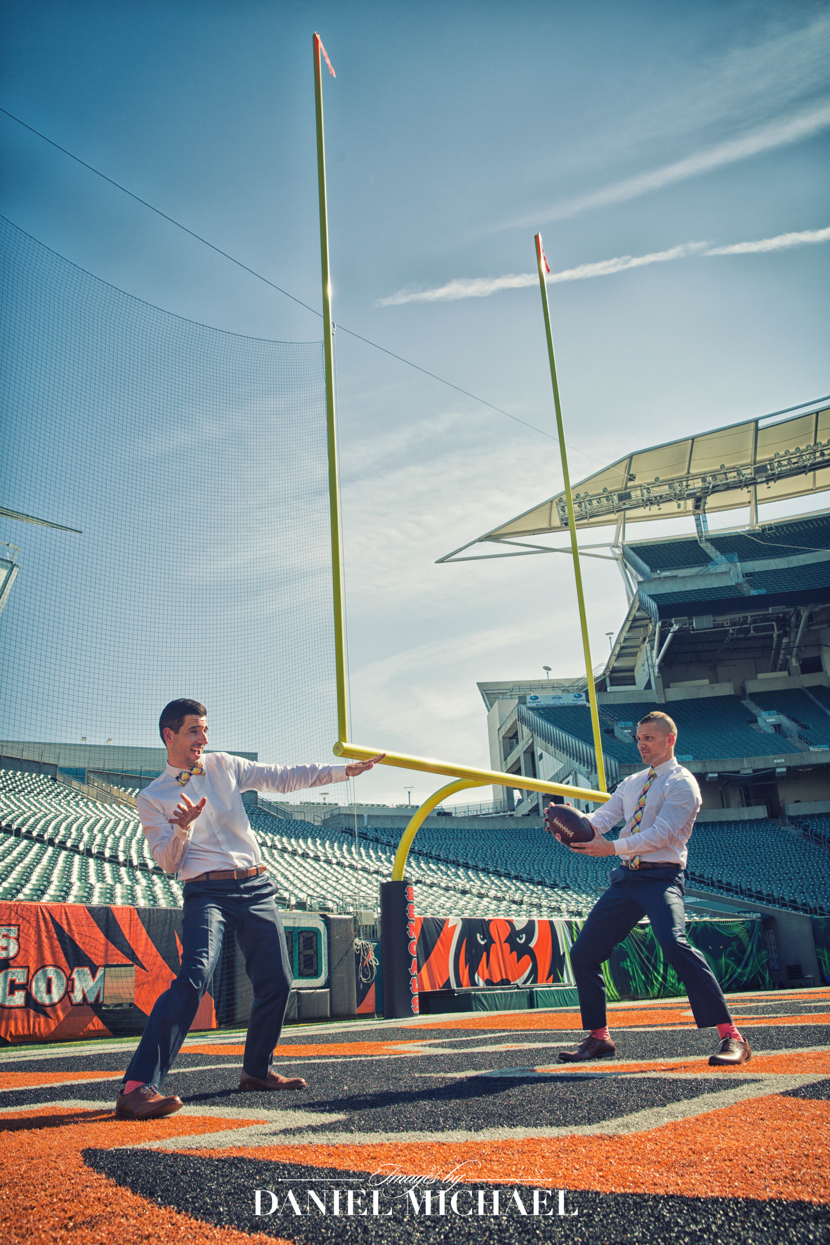 Paul Brown Stadium Reception Ceremony Reception  Photography