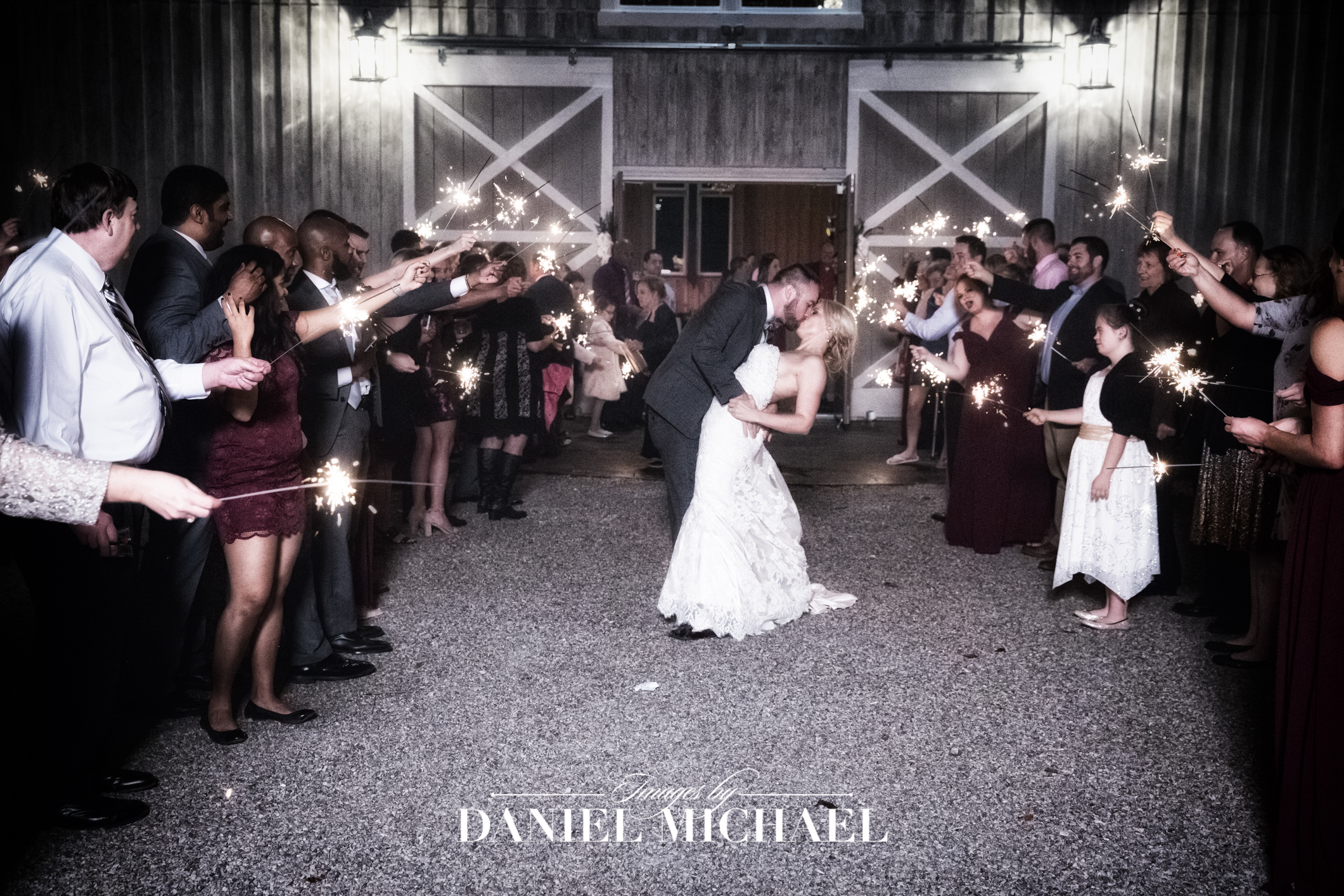 Prickle Barn Venue Wedding Photography
