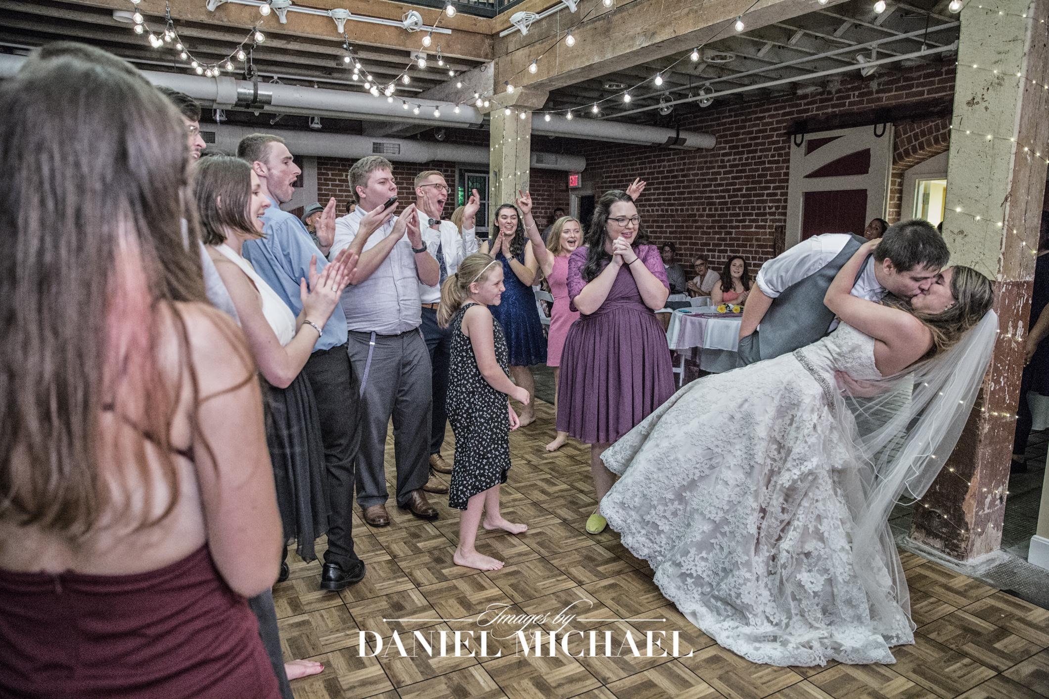 Centennial Barn Wedding Venue reception Photographer