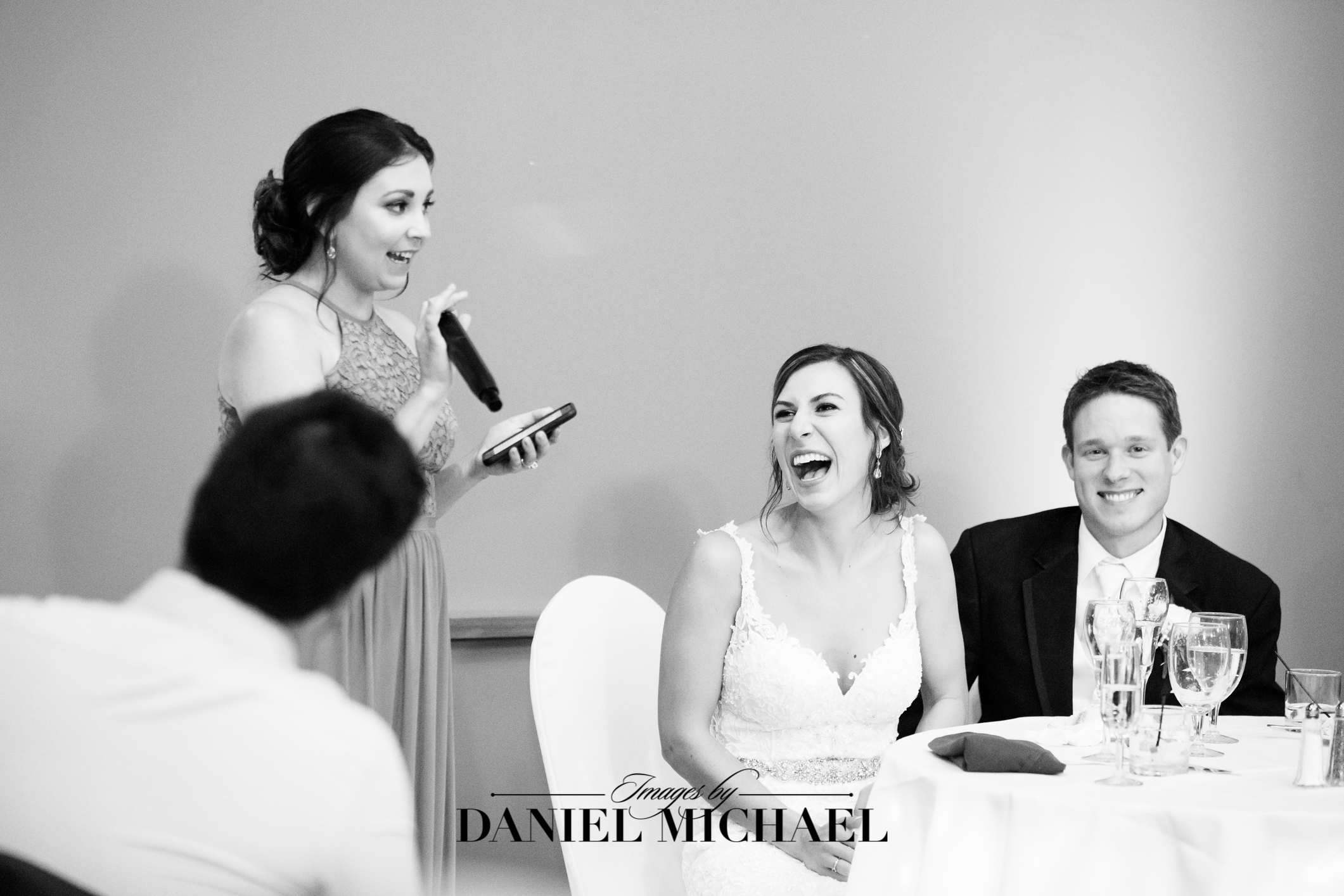 Pinnacle Venue Wedding Reception Photography
