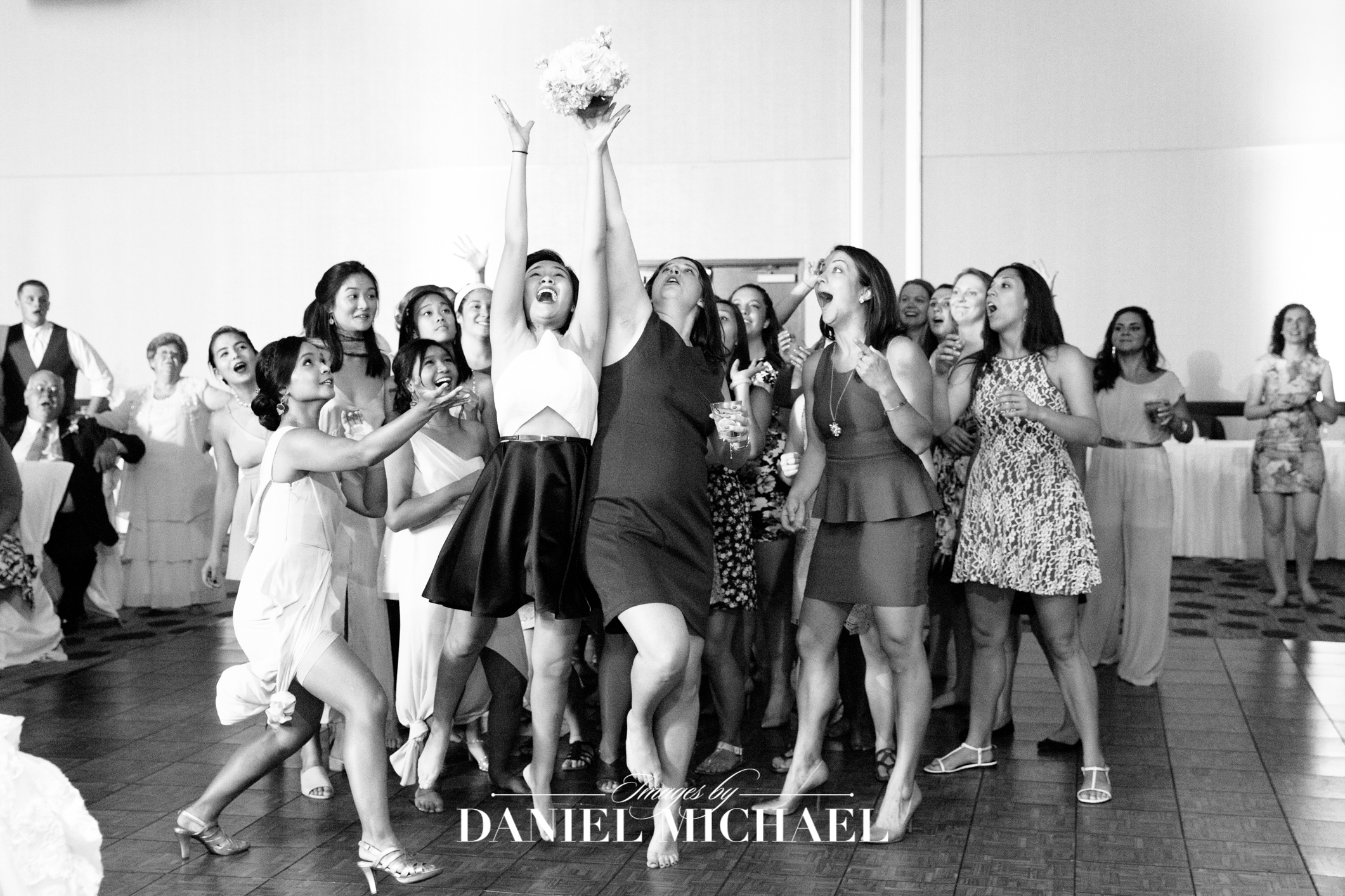 The Center Wedding Reception Photography