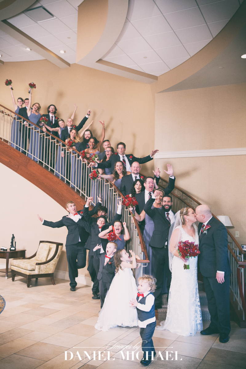 savannah center, wedding reception location