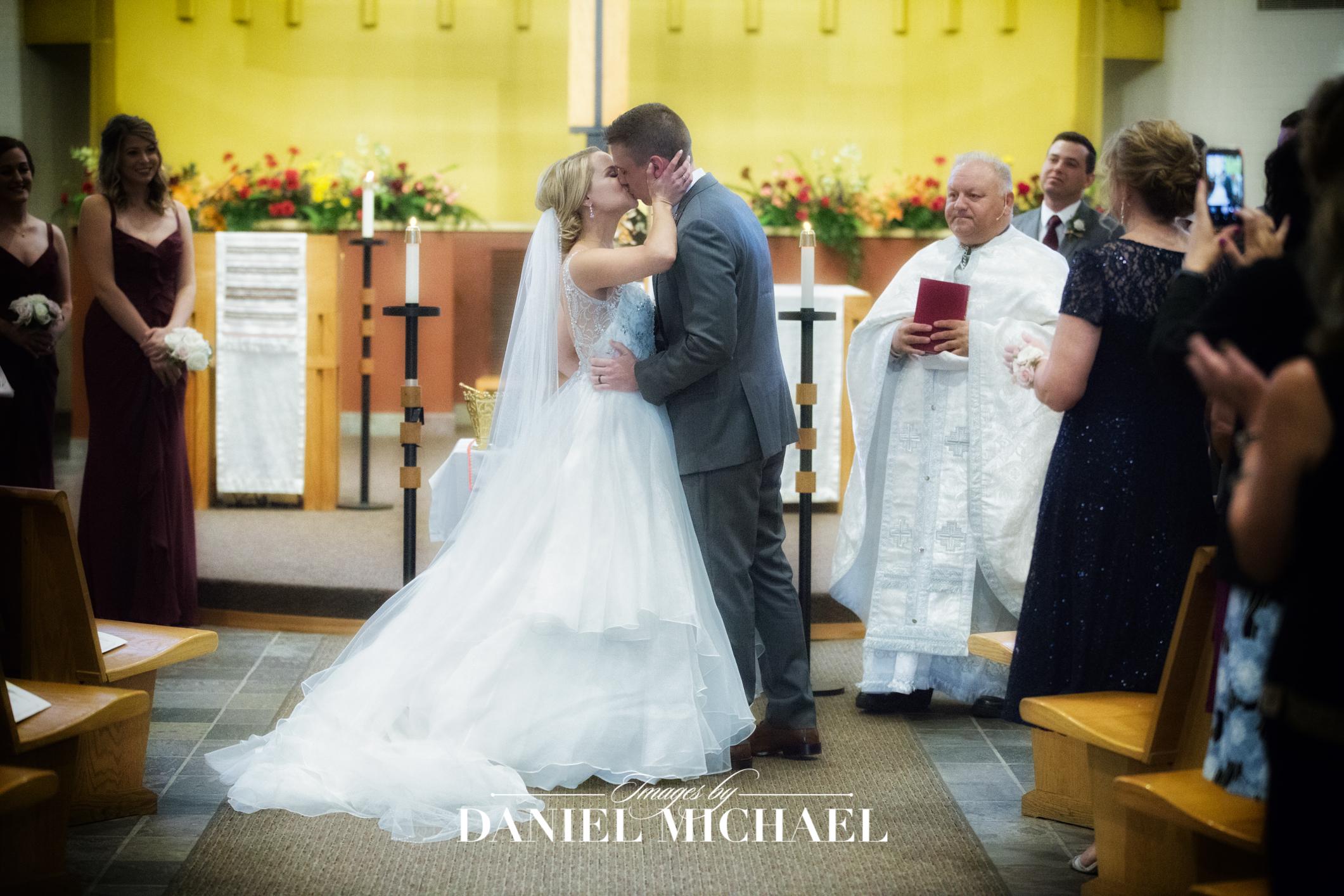 Bellarmine Chapel Venue Photography Wedding