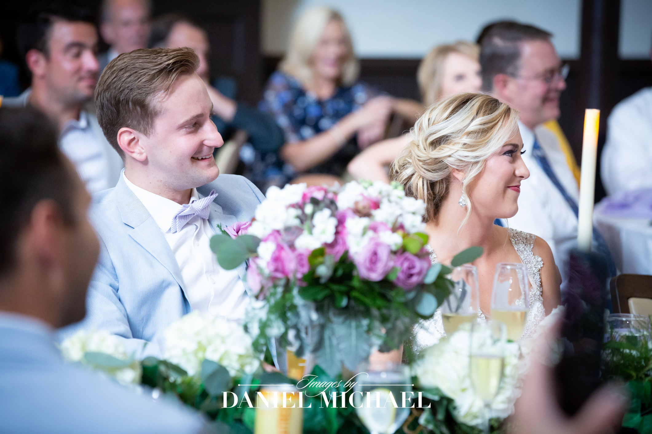 Transept Wedding Reception Venue Photography