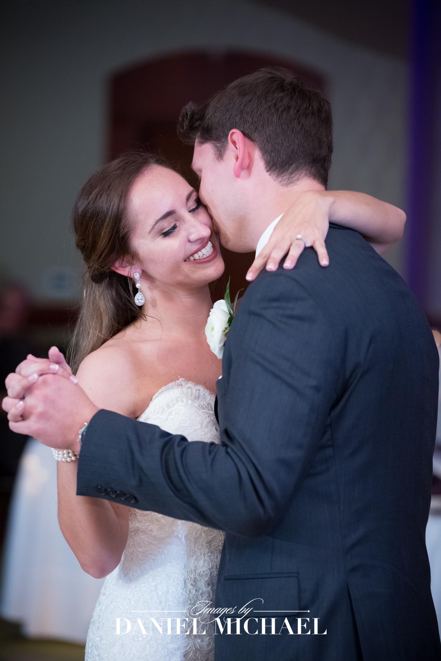 Marriott River Center Venue Wedding Reception Ceremony Photographer
