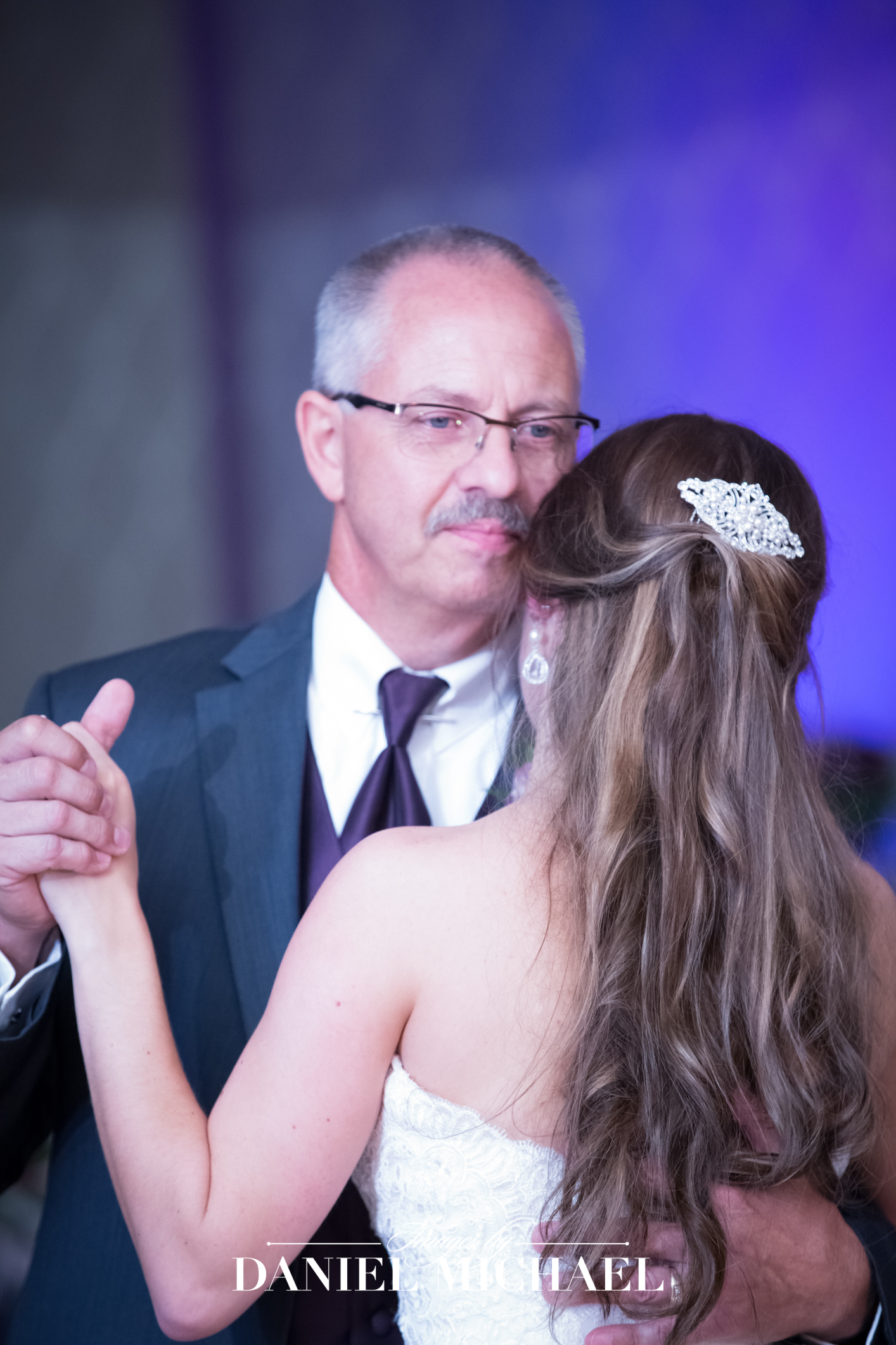 Marriott River Center Reception Venue Wedding Photography